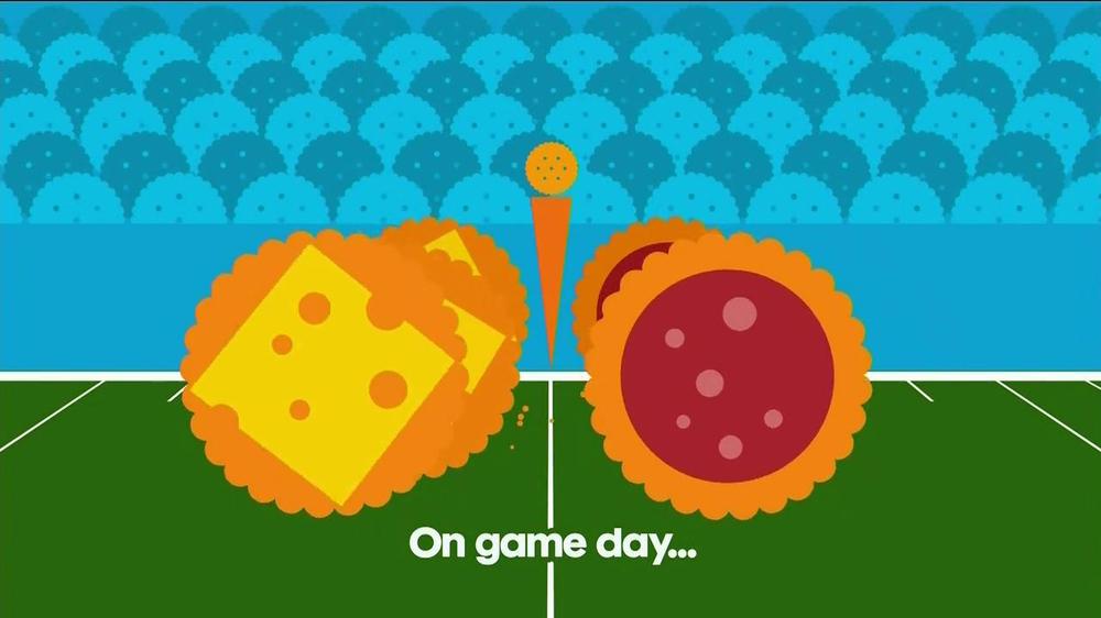 Ritz Crackers TV Commercial, 'Game Day Streaker'