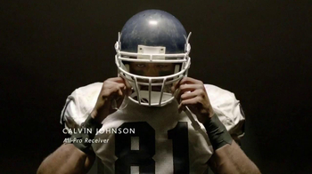 Acura TL TV Spot Featuring Calvin Johnson