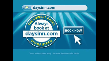 Days Inn Lowest Rates TV Spot, 'Here Comes the Sunshine'