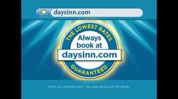 Days Inn Lowest Rates TV Spot, 'Here Comes the Sunshine' - Thumbnail 4