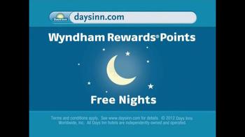 Days Inn Lowest Rates TV Spot, 'Here Comes the Sunshine' - Thumbnail 7