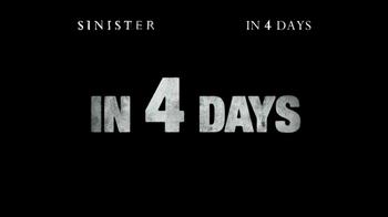 Sinister - Alternate Trailer 11
