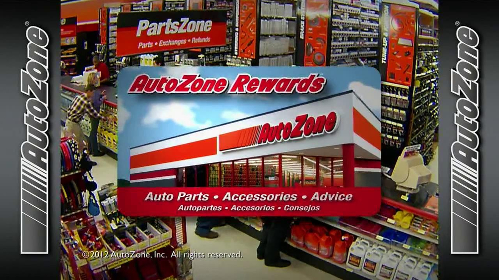 Autozone rewards tv commercial free for customers ispot solutioingenieria Images