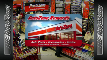 AutoZone Rewards TV Spot, 'Free for Customers'