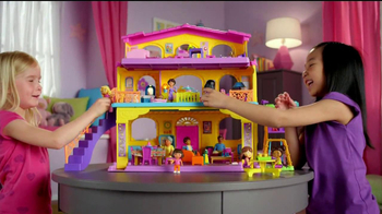 Dora & Me Dollhouse TV Spot