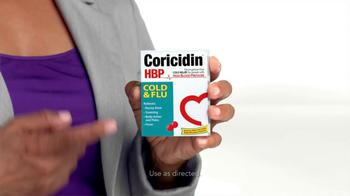Coricidin HBP TV Spot, 'High Blood Pressure'