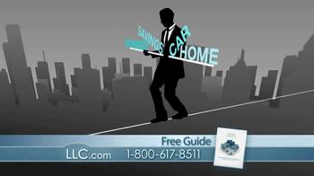 LLC.com TV Spot, 'Tight Rope' - Thumbnail 1