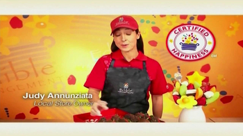 Edible Arrangements TV Spot 'Chocolate Strawberries' - Thumbnail 4