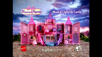 Barbie: The Princess and the Popstar Castle TV Spot - Thumbnail 7
