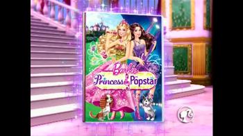 Barbie: The Princess and the Popstar Castle TV Spot - Thumbnail 1