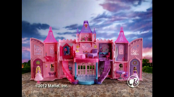 Barbie: The Princess and the Popstar Castle TV Spot