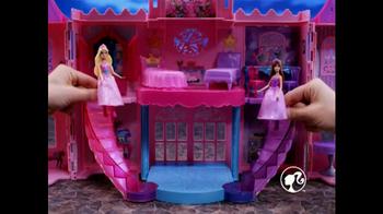 Barbie: The Princess and the Popstar Castle TV Spot - Thumbnail 3