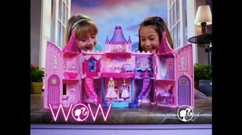 Barbie: The Princess and the Popstar Castle TV Spot - Thumbnail 6