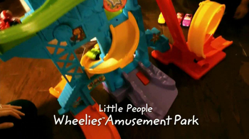 Fisher Price Little People Wheelies Amusement Park TV Spot - Thumbnail 4