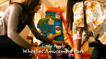 Fisher Price Little People Wheelies Amusement Park TV Spot - Thumbnail 5