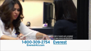 Everest College TV Spot, 'Next Year' - Thumbnail 4