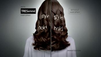 TRESemme Hairspray TV Spot, 'This is It' - Thumbnail 5