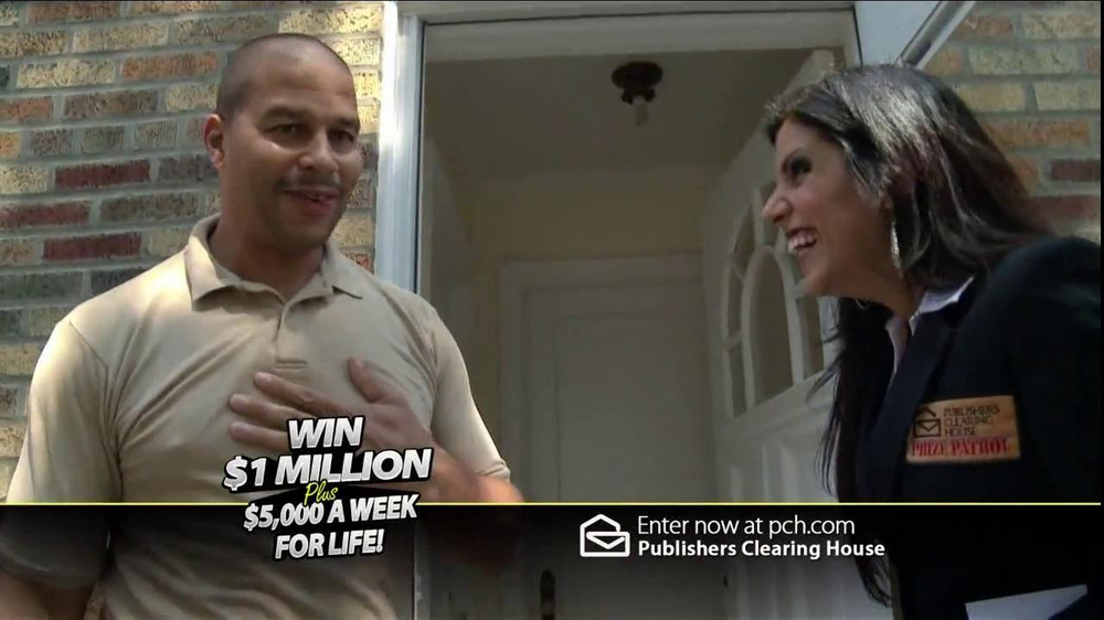 Publishers Clearing House TV Commercial, 'Set for Life Sweepstakes' - Video