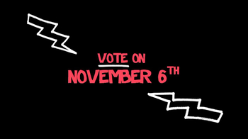 Rock the Vote TV Spot Feat John Legend
