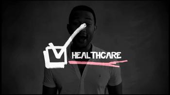 Rock the Vote TV Spot Feat John Legend - Thumbnail 5