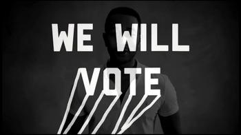 Rock the Vote TV Spot Feat John Legend - Thumbnail 9