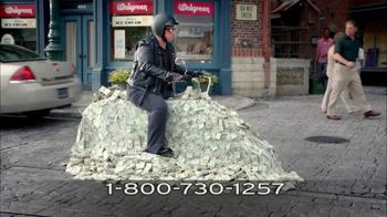 J.G. Wentworth TV Spot, 'Cash Pile'
