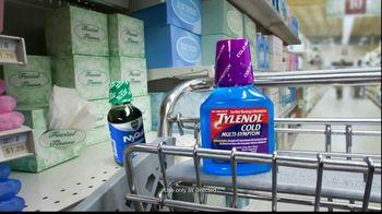 Tylenol Cold Multi-Symptom TV Spot, 'Nasal Congestion'