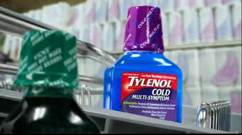 Tylenol Cold Multi-Symptom TV Spot, 'Nasal Congestion' - Thumbnail 3