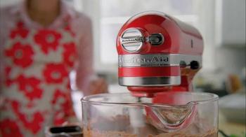 Kitchen Aid Mixer TV Spot  - Thumbnail 2