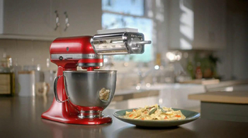 Kitchen Aid Mixer TV Spot  - Thumbnail 6