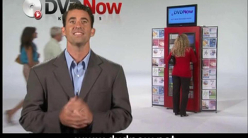 DVD Now Kiosks TV Spot - Thumbnail 6