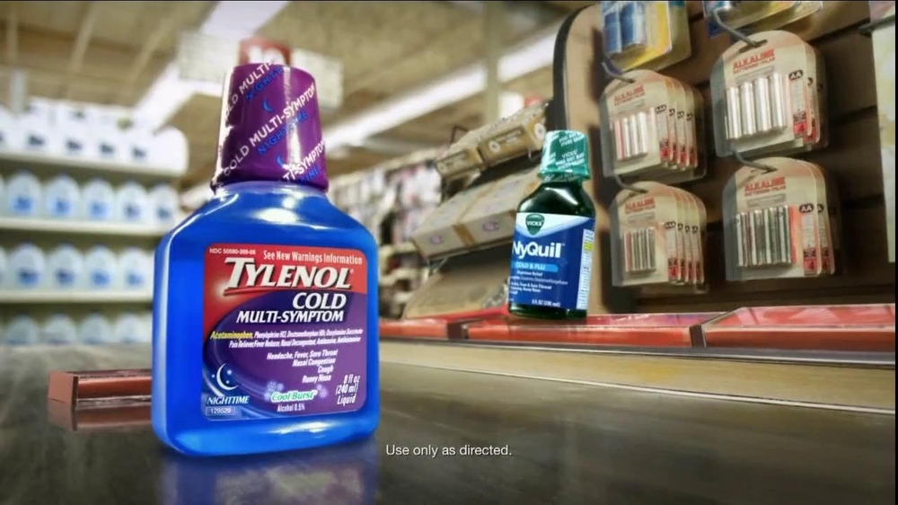 Tylenol Cold Multi-Symptom TV Commercial, 'Conveyor Belt Twins'