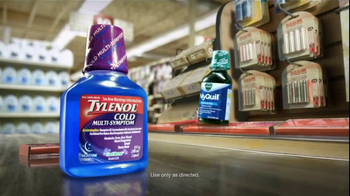 Tylenol Cold Multi-Symptom TV Spot, 'Conveyor Belt Twins' - Thumbnail 1