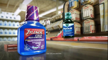 Tylenol Cold Multi-Symptom TV Spot, 'Conveyor Belt Twins' - Thumbnail 2
