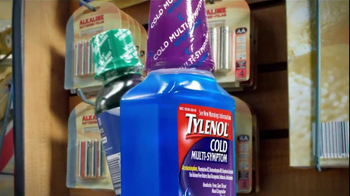 Tylenol Cold Multi-Symptom TV Spot, 'Conveyor Belt Twins' - Thumbnail 4