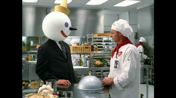 Jack in the Box Loaded Breakfast Sandwich TV Spot, 'Ate His Face' - 90 commercial airings