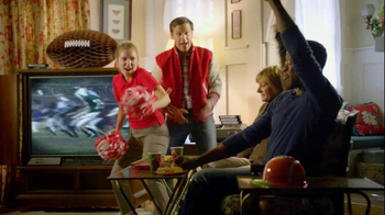 Velveeta and Ro-Tel Cheese Dip TV Spot, 'Sports Night' - 442 commercial airings