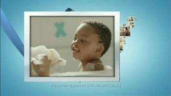 Lysol Disinfectant Sptay TV Spot, 'Bath Time' - Thumbnail 7