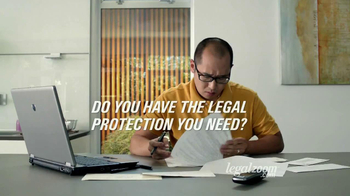 Legalzoom.com TV Spot 'Protected' - Thumbnail 1