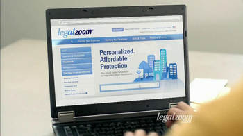 Legalzoom.com TV Spot 'Protected' - Thumbnail 2