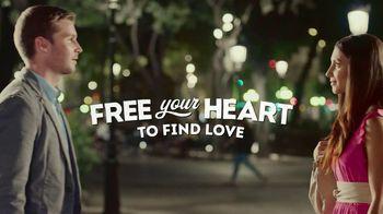 eHarmony TV Spot, 'Free Heart' You Make My Dreams Come True Song