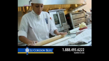 Le Cordon Bleu TV Spot, 'Get Your Life Rolling'