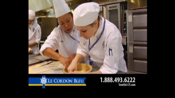 Le Cordon Bleu TV Spot, 'Get Your Life Rolling' - Thumbnail 2