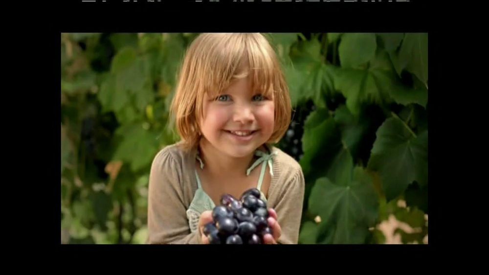 Welch's Grape Juice TV Commercial, 'Simplest Things' Featuring Alton Brown