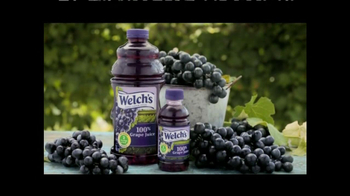 Welch's Grape Juice TV Spot, 'Simplest Things' Featuring Alton Brown - Thumbnail 5