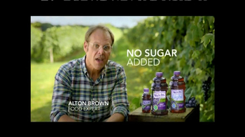 Welch's Grape Juice TV Spot, 'Simplest Things' Featuring Alton Brown - Thumbnail 7