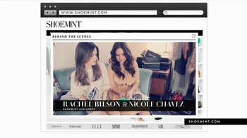 ShoeMint.com TV Spot Featuring Rachel Bilson - Thumbnail 7