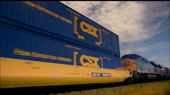 CSX TV Spot, '500 miles' - Thumbnail 7