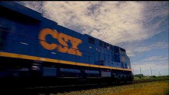 CSX TV Spot, '500 miles' - Thumbnail 6