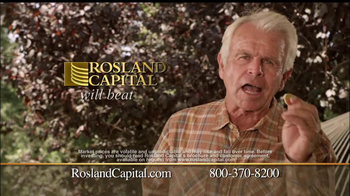 Rosland Capital TV Spot for Gold Featuring William Devane - Thumbnail 6